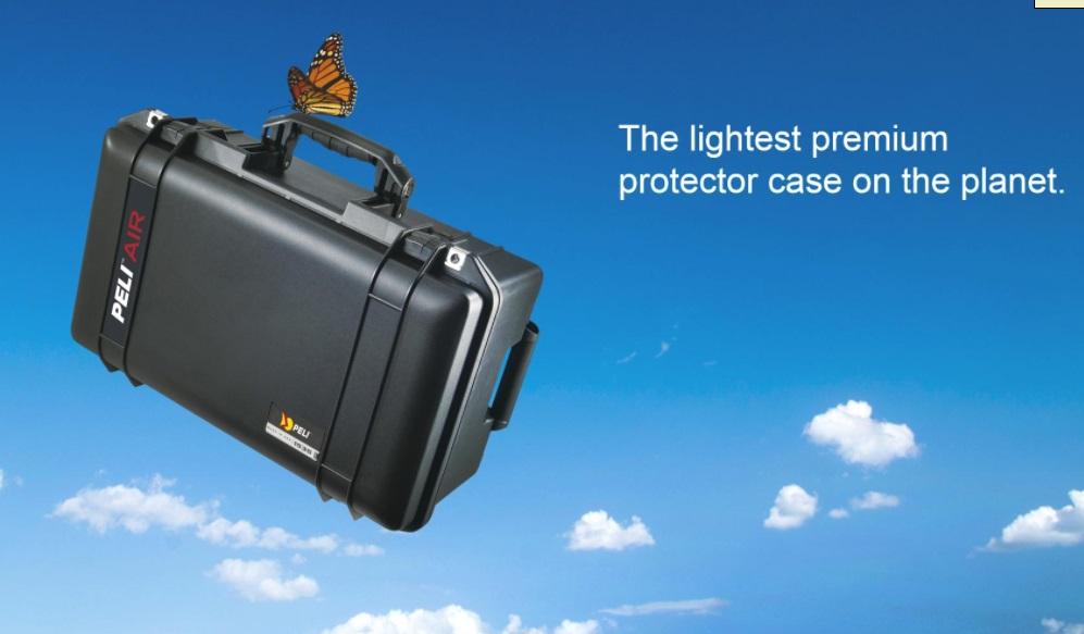 light peli air cases